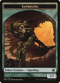Saproling Token, Magic: The Gathering, Modern Masters 2015