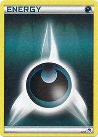 Darkness Energy (#24), Pokemon, BW Trainer Kit: Excadrill & Zoroark