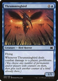 Thrummingbird, Magic: The Gathering, Modern Masters 2015