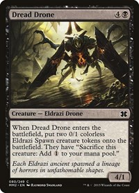Dread Drone, Magic: The Gathering, Modern Masters 2015