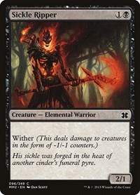 Sickle Ripper, Magic: The Gathering, Modern Masters 2015