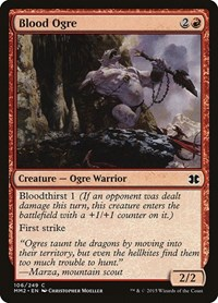 Blood Ogre, Magic, Modern Masters 2015