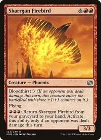 Skarrgan Firebird, Magic, Modern Masters 2015