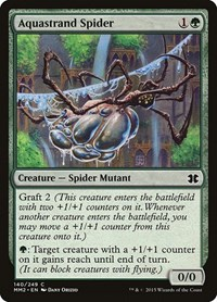Aquastrand Spider, Magic: The Gathering, Modern Masters 2015