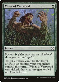 Vines of Vastwood, Magic: The Gathering, Modern Masters 2015
