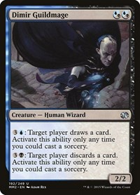 Dimir Guildmage, Magic: The Gathering, Modern Masters 2015