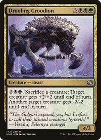 Drooling Groodion, Magic, Modern Masters 2015