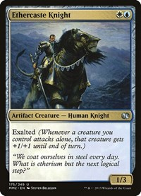 Ethercaste Knight, Magic, Modern Masters 2015
