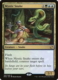 Mystic Snake, Magic, Modern Masters 2015