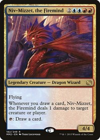 Niv-Mizzet, the Firemind, Magic, Modern Masters 2015