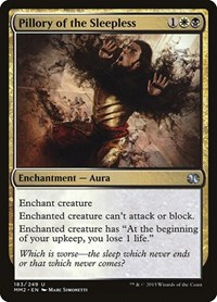 Pillory of the Sleepless, Magic: The Gathering, Modern Masters 2015