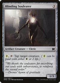 Blinding Souleater, Magic: The Gathering, Modern Masters 2015