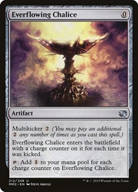 Everflowing Chalice, Magic: The Gathering, Modern Masters 2015