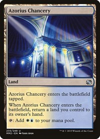 Azorius Chancery, Magic: The Gathering, Modern Masters 2015