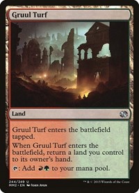 Gruul Turf, Magic: The Gathering, Modern Masters 2015