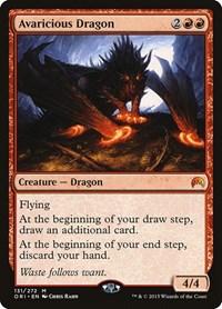 Avaricious Dragon, Magic: The Gathering, Magic Origins