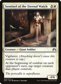 Sentinel of the Eternal Watch, Magic: The Gathering, Magic Origins