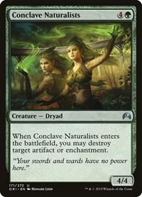 Conclave Naturalists, Magic, Magic Origins
