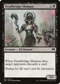 Deadbridge Shaman, Magic: The Gathering, Magic Origins