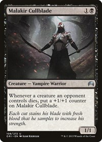 Malakir Cullblade, Magic: The Gathering, Magic Origins