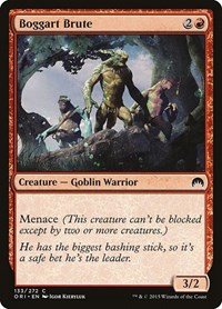 Boggart Brute, Magic, Magic Origins