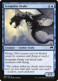 Scrapskin Drake, Magic: The Gathering, Magic Origins