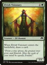 Elvish Visionary, Magic: The Gathering, Magic Origins