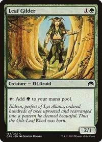 Leaf Gilder, Magic: The Gathering, Magic Origins
