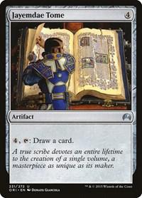 Jayemdae Tome, Magic: The Gathering, Magic Origins