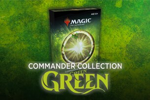 "Search results for ""commander collection green"" 